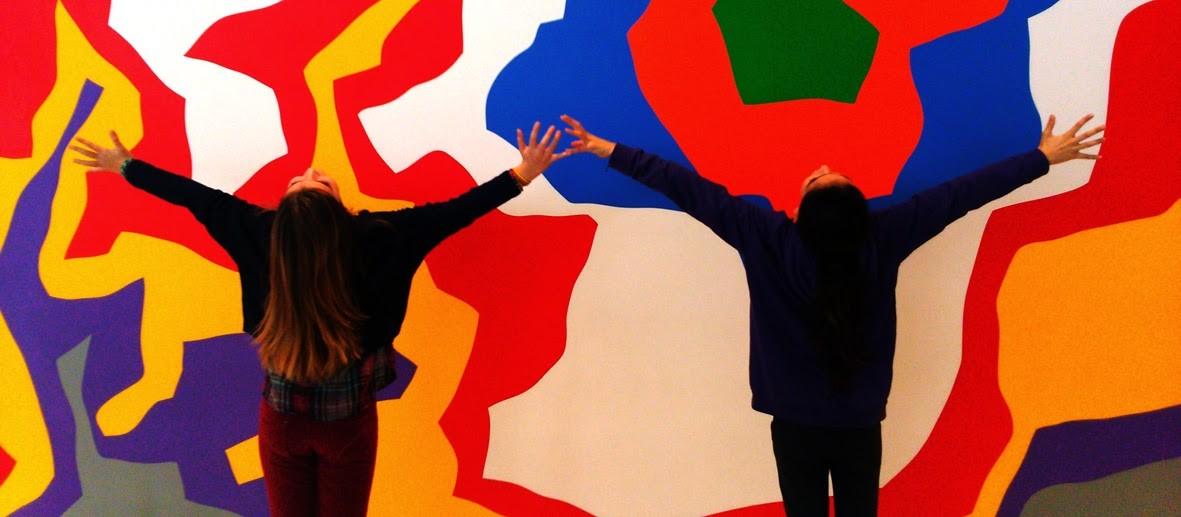 Anar d'exposició amb nens (1era part)