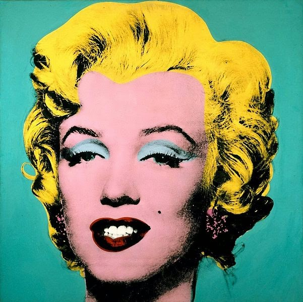 601px-Marilyn_-_Andy_Warhol Per què el Pop Art?