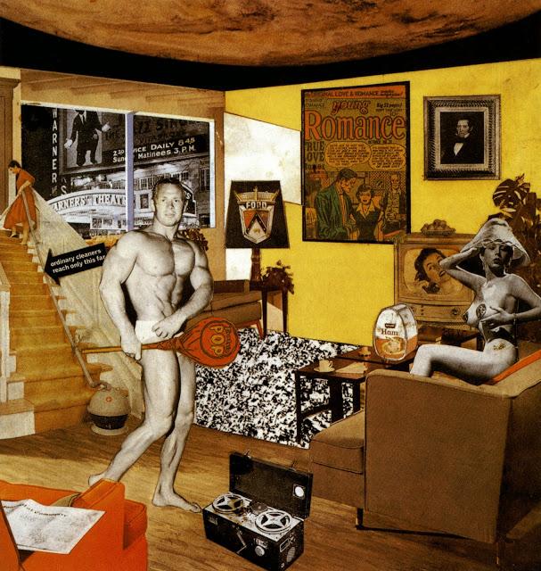 HAMILTONRichardJustwhatisitthatmakestodayshomessodifferentsoappealing1956 Per què el Pop Art?