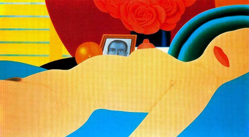 Tom-Wesselmann-Nude-No-1 Per què el Pop Art?