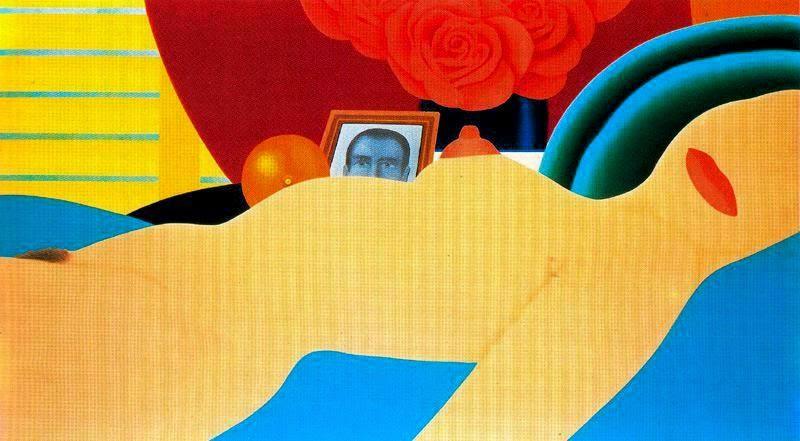 Tom-Wesselmann-Nude-No-1 Per què el Pop Art?