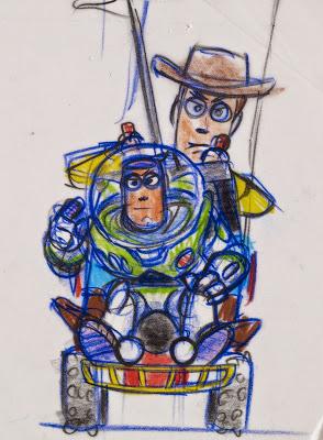 exposicion-pixar-caixa-forum-madrid Anar d'exposició amb nens (2a part). I la importància d'educar en l'Art