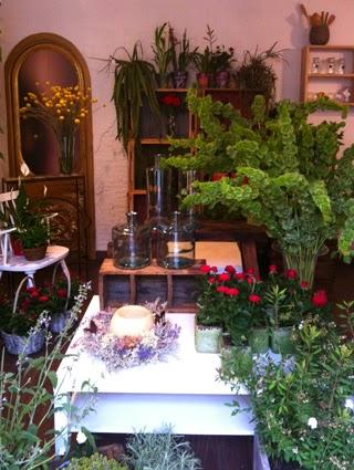 """247 Art floral per Sant Jordi - Celi Comas """"Verd és bo"""""""