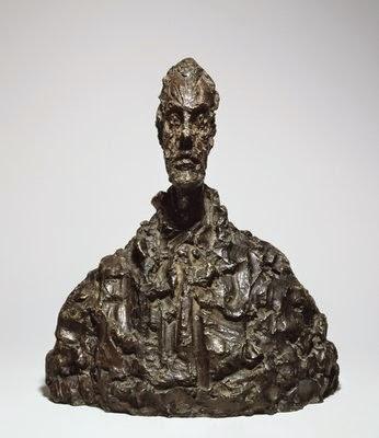 Diego-Alberto-Giacometti Alberto Giacometti, la fragilitat de l'existència humana
