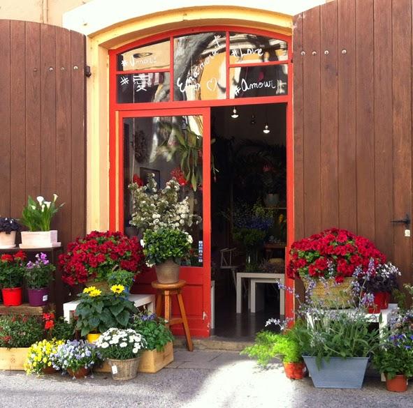 """IMG_4527 Art floral per Sant Jordi - Celi Comas """"Verd és bo"""""""