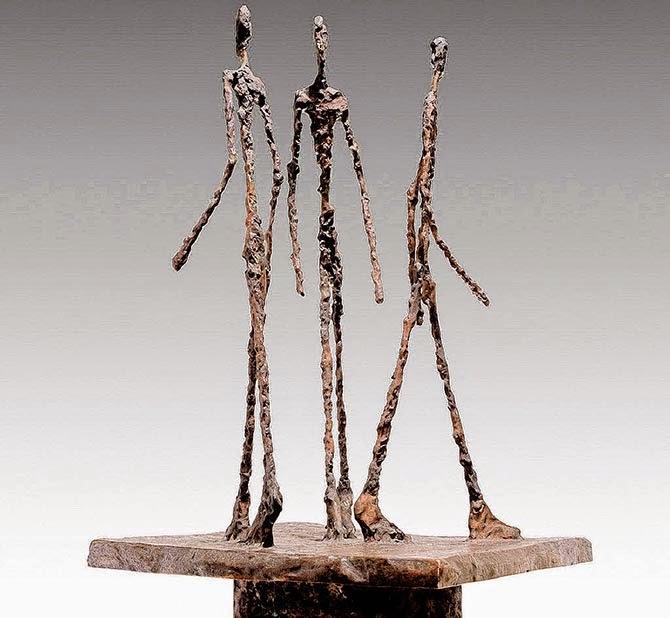 R0229ADI3 Alberto Giacometti, la fragilitat de l'existència humana