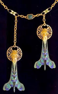 25a8fd24dcf2262d705879f54751e1ba L'esmalt a l'orfebreria i joieria - L'esmalt translúcid de l'Art Nouveau i del Modernisme