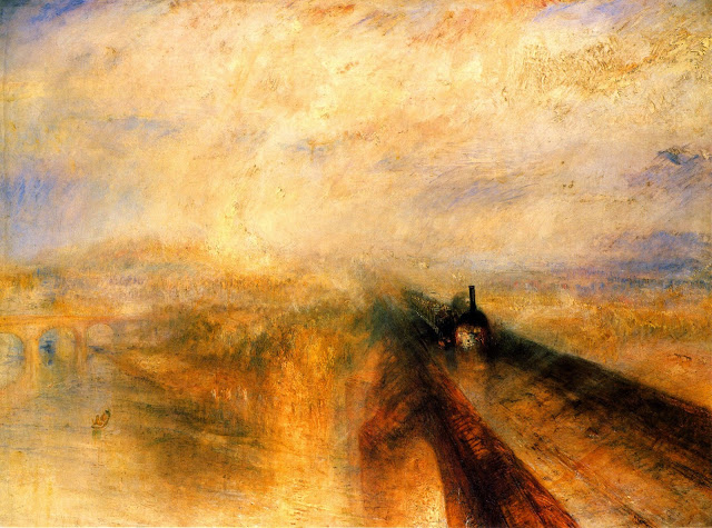 "Rain_Steam_and_Speed_the_Great_Western_Railway ""Impressió: sol naixent"" - Impressionisme (1era part)"
