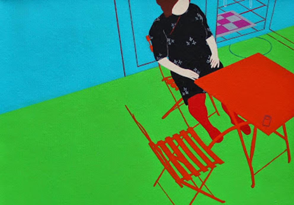 El mundo de Inma Sáenz – pintura