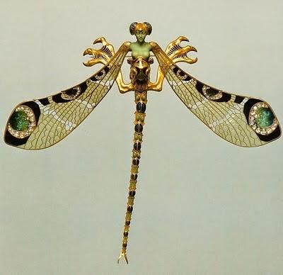 lalique L'esmalt a l'orfebreria i joieria - L'esmalt translúcid de l'Art Nouveau i del Modernisme