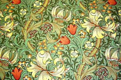williammorris-goldenlilyminor L'Art de vestir-se - Silvia Foz, assessora d'imatge