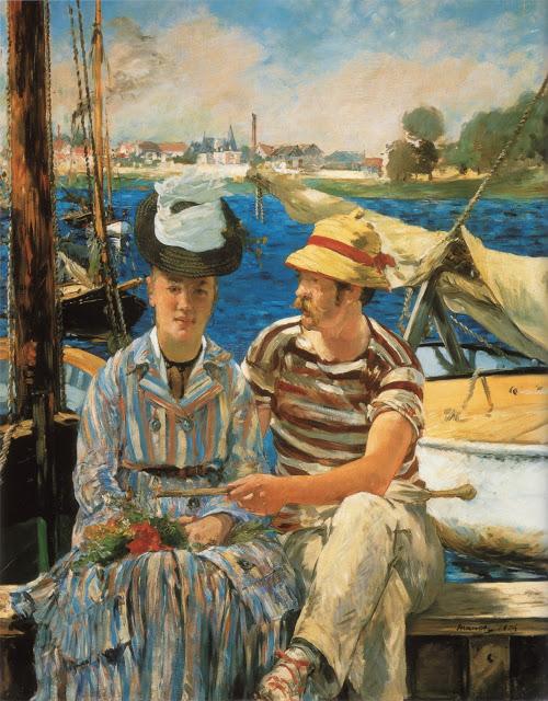 6850 Els grans pintors de l'Impressionisme (2a part)