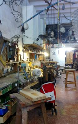DSC_0349 Art&Disseny a Poblenou (Pentáculo - Chez Xefo - Eterna - Noak Room)