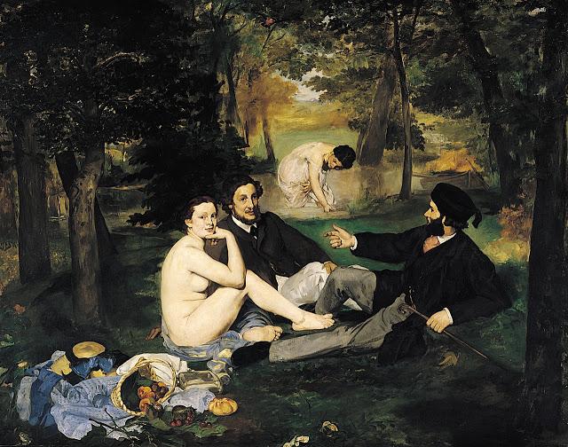 Dejeuner Els grans pintors de l'Impressionisme (2a part)