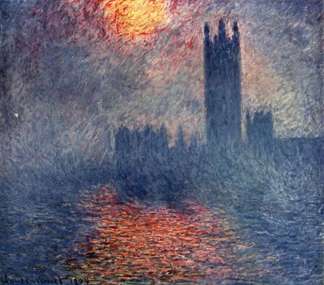 parlamentolondres Els grans pintors de l'Impressionisme (2a part)