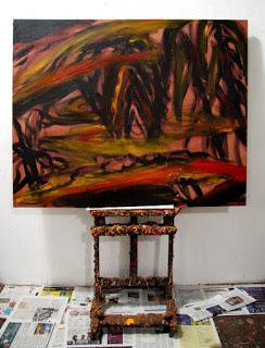 """IMG_9624 Oriol Sàbat - """"...el foc, l'espai i el temps fet a miques"""""""