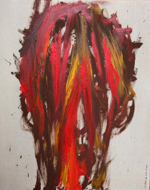 """IMG_9741 Oriol Sàbat - """"...el foc, l'espai i el temps fet a miques"""""""