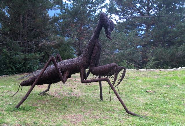 """artxtu-davidvanorbeek """"Land Art Andorra 2015"""" - On Art i Natura es donen la mà"""