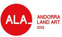 """artxtu-logolandart """"Land Art Andorra 2015"""" - On Art i Natura es donen la mà"""