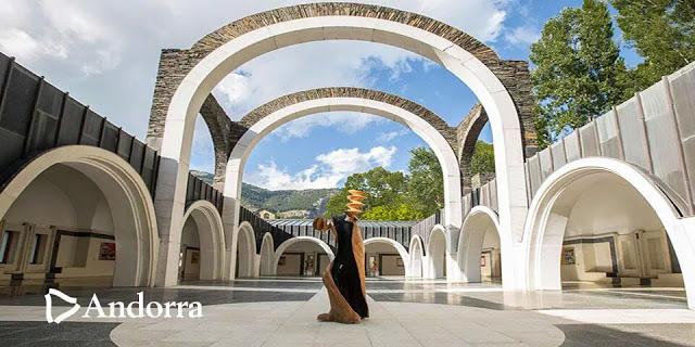 "artxtu-xavierpuente-landart ""Land Art Andorra 2015"" - On Art i Natura es donen la mà"