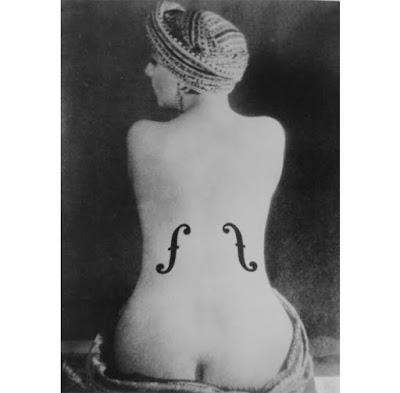 artxtu-dadaisme7-manray-elviolC3ADd27ingres Dadaisme - L'absurd, l'atzar i la provocació