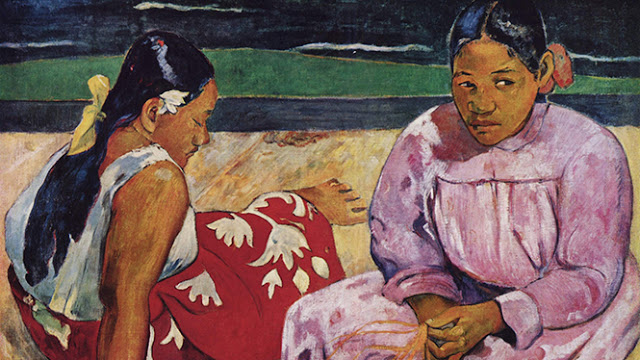 """artxtu-gauguin El color que fa vibrar Barcelona: Fundació Mapfre """"El triomf del color"""""""