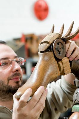 artxtu-miquelaparici Miquel Aparici. Escultures de 2a generació