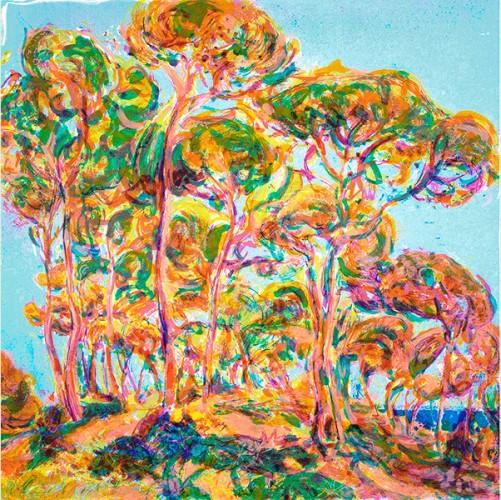 artxtu-jordisantacana14 Jordi Santacana - La llum i el color per damunt de tot