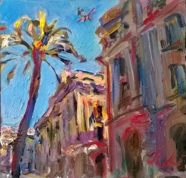 artxtu-jordisantacana9 Jordi Santacana - La llum i el color per damunt de tot