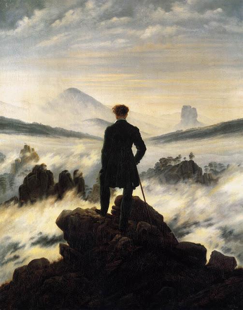 artxtu-friederich-viatgerdavantd27unmardeboira Romanticisme - l'exaltació del sentiment i l'individu