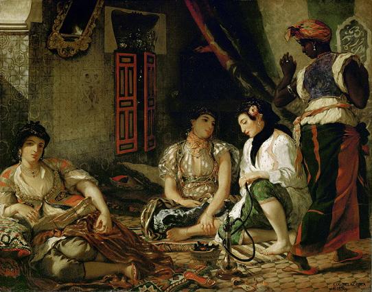 artxu-delacroix-donesargel Romanticisme - l'exaltació del sentiment i l'individu