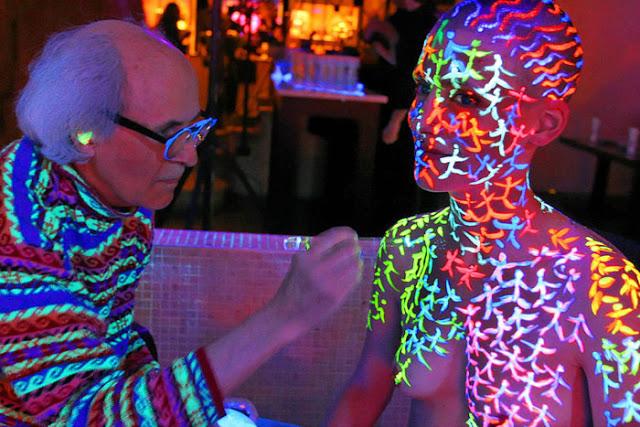 artxtu-jaschin Body Art - el cos com a origen i destí de l'obra d'art