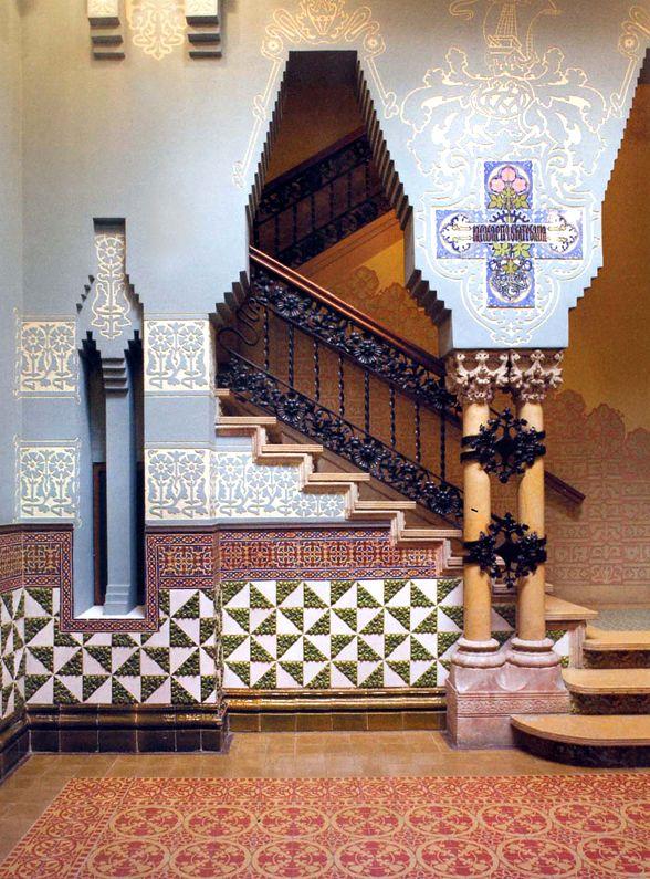 artxtu-casacolliregas2 Casa Coll i Regàs de Josep Puig i Cadafalch