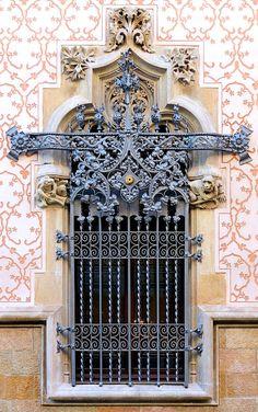 artxtu-casacolliregas5 Casa Coll i Regàs de Josep Puig i Cadafalch