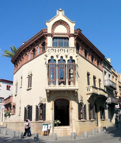 casa-museu-domenech-i-montaner La ceràmica modernista i Lluís Domènech i Montaner
