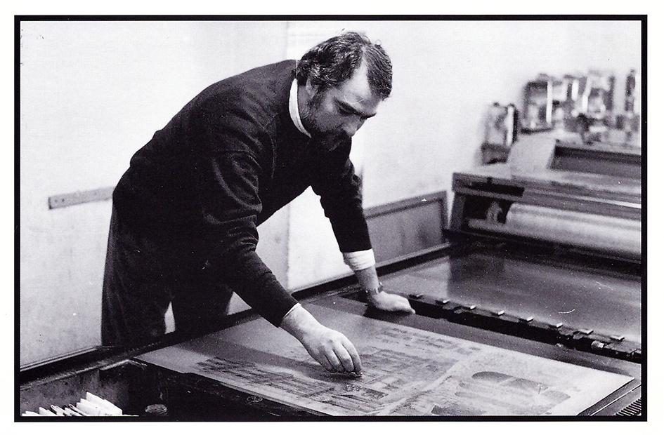 artxtu-litografia10 Procés d'elaboració d'una LITOGRAFIA ARTÍSTICA