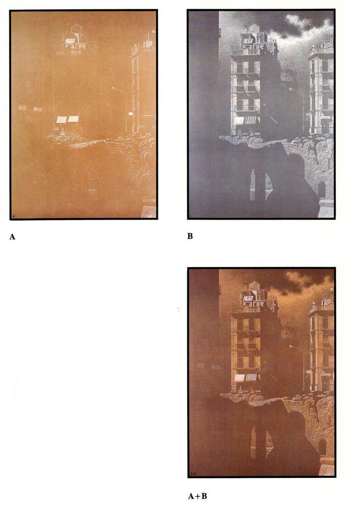 artxtu-litografiaAB-701x1024 Procés d'elaboració d'una LITOGRAFIA ARTÍSTICA