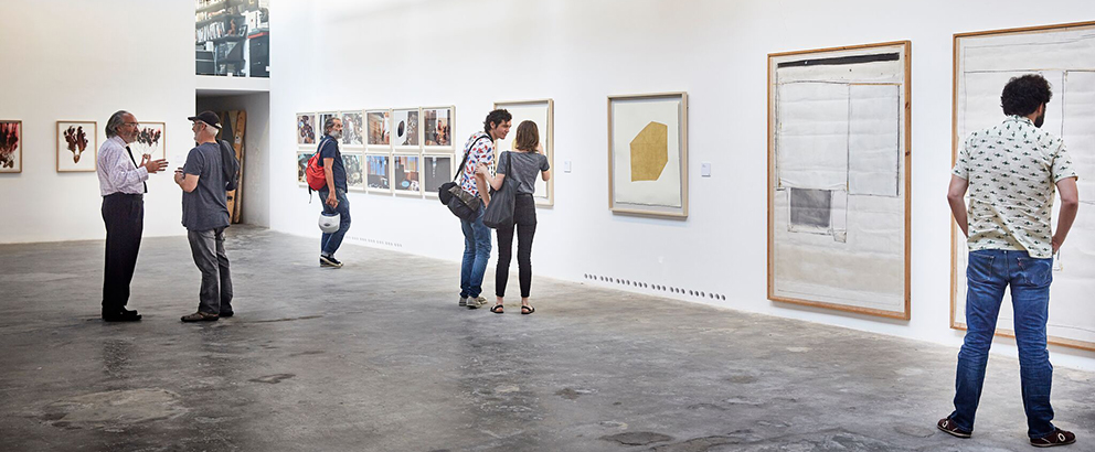 Barcelona Gallery Weekend 2017