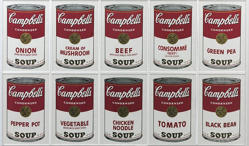 Andy Warhol. L'art mecànic