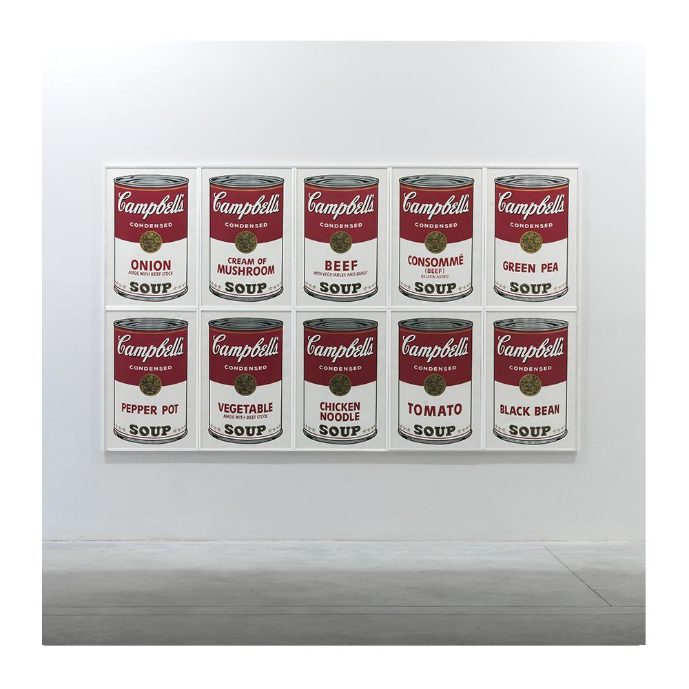 artxtu-warhol1 Andy Warhol. L'art mecànic