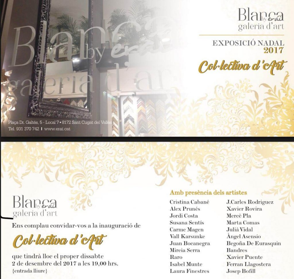artxtu-galeriablanca1-1024x973 Per NADAL regala ART
