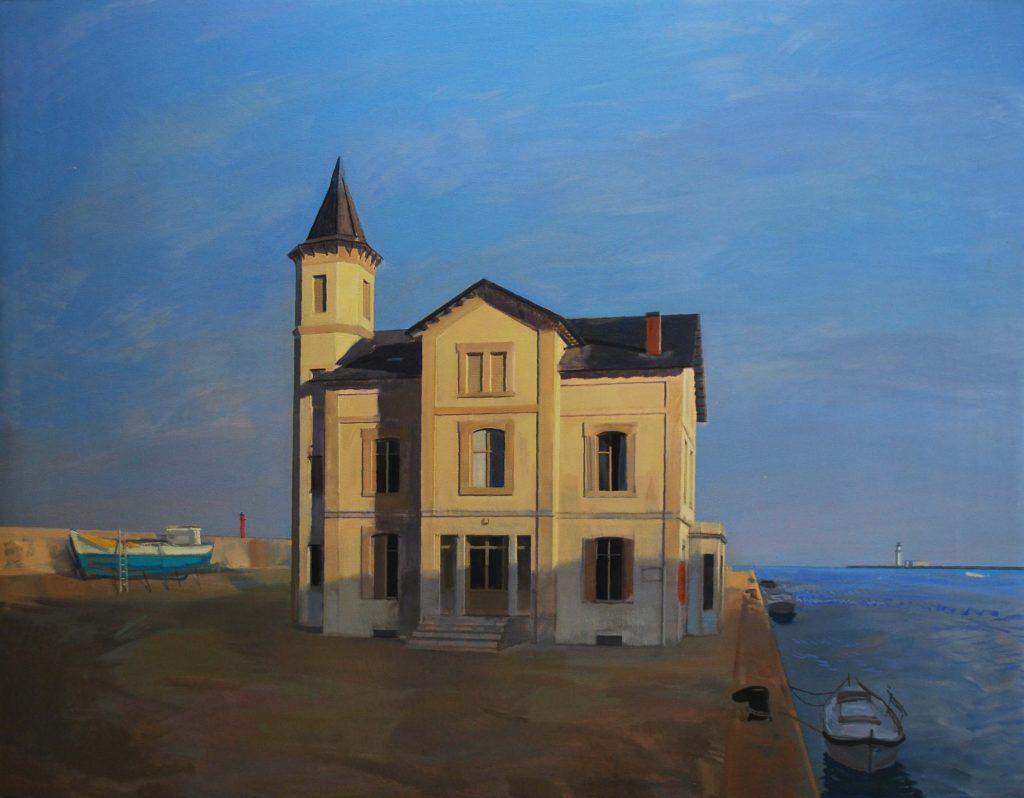"""Casa-portuària-114x146-1024x798 Àlex Prunés -""""Projectant una llum sobre el paisatge"""""""