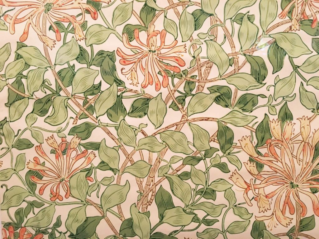 William-Morris-Flower-Design-1024x768 William Morris al MNAC