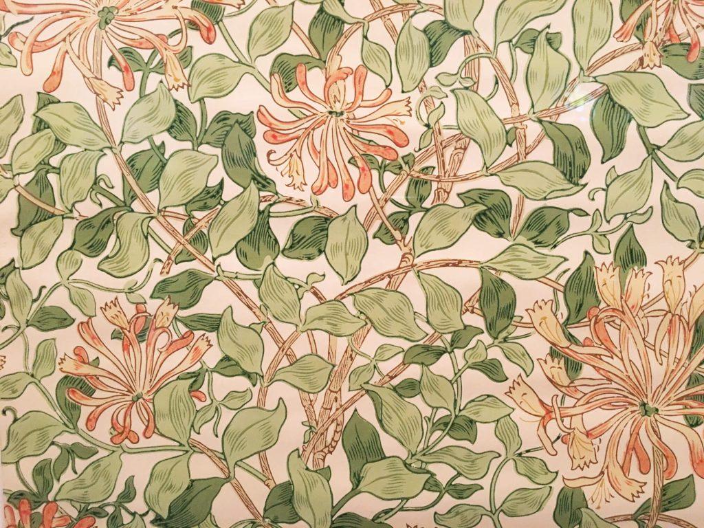 William-Morris-Flower-Design-1024x768 William Morris al MNAC