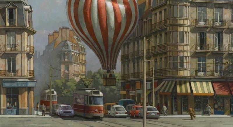 "Realisme màgic d'Arnau Alemany – ""Àgora 3"""
