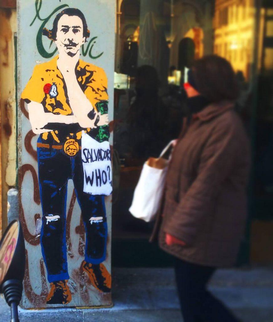 IMG_2613-871x1024 TVBoy - Street Art - Petons al mig del carrer