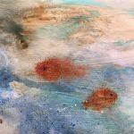 Como-pez-en-el-agua-30x40-Mixta-sobre-paper-1-150x150 Cristina Cabané - El pols de la vida