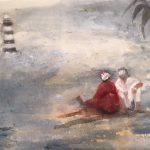 El-far-i-el-mar-30x40-Mixta-sobre-paper-1-150x150 Cristina Cabané - El pols de la vida