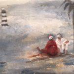 El-far-i-el-mar-30x40-Mixta-sobre-paper-150x150 Cristina Cabané - El pols de la vida
