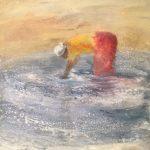 Laigua-26x24-Mixta-sobre-paper-150x150 Cristina Cabané - El pols de la vida